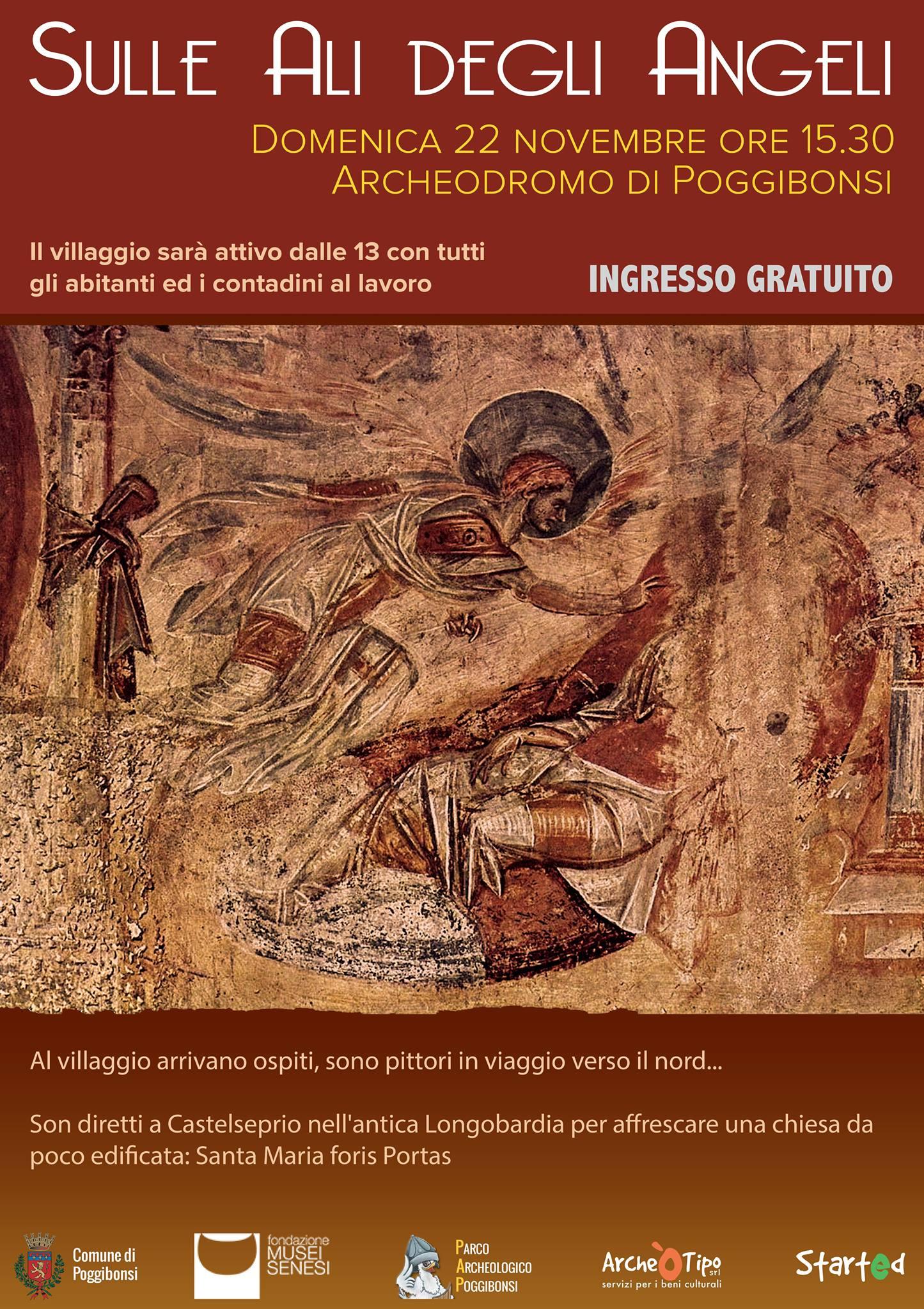 Sulle Ali degli Angeli (domenica 22 novembre ore 15.30)