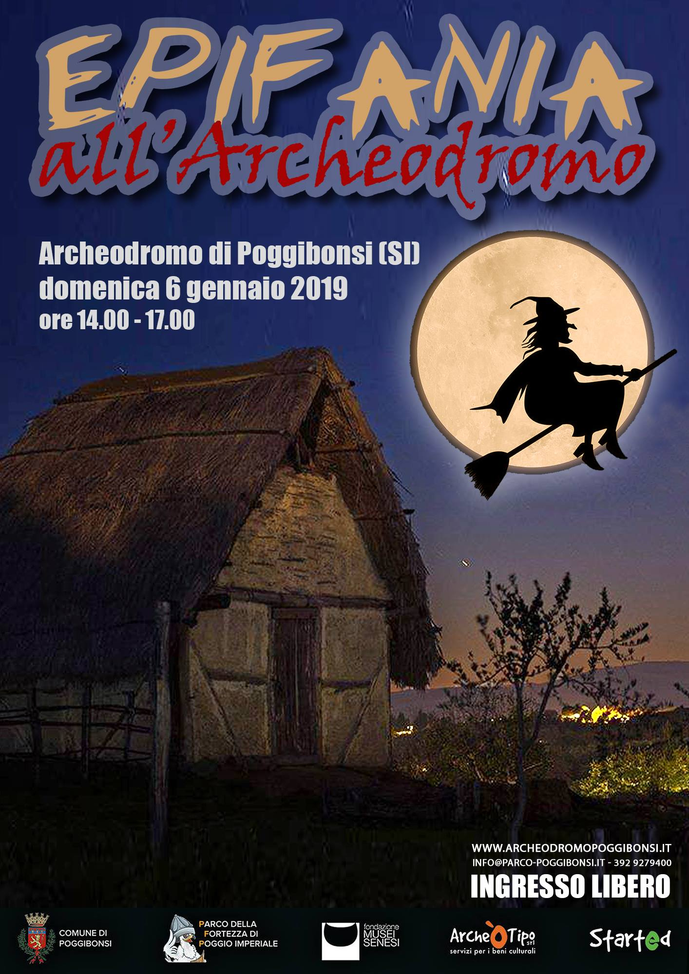 Epifania all'Archeodromo