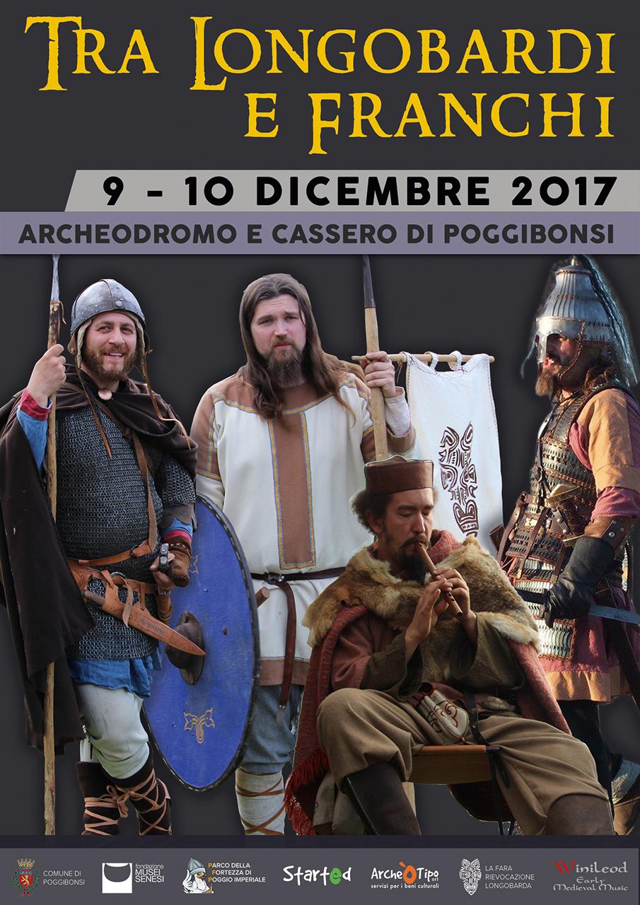 Tra Longobardi e Franchi - 9 e 10 dicembre 2017