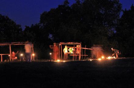 Notti dell'archeologia (13 luglio 2014)